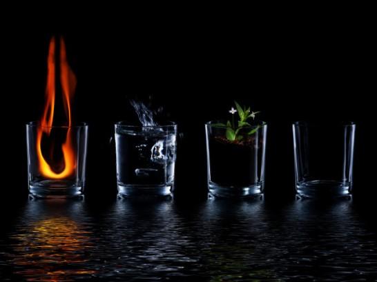 Los elementos Fuego Aire Tierra Agua Espíritu Tarot Lima Perú Tienda Esotérica Hechizos Conjuros Rituales Cábalas Trebol de 4 hojas Amuletos Mano de Fátima.jpg